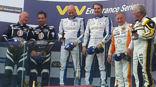 Magny-Cours Race 7